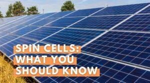 Spin Cells Solar Panels