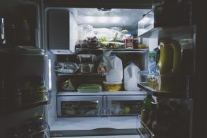 the best solar refrigerator of 2020 full of food and drinks