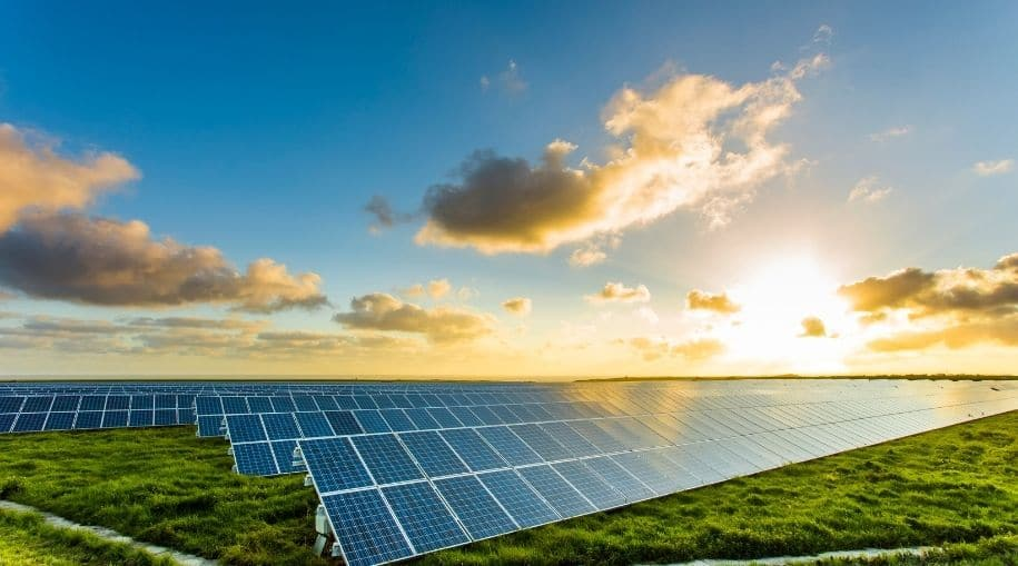 A semi-cloudy day where the Disadvantages Of Using Solar Energy should be looked at