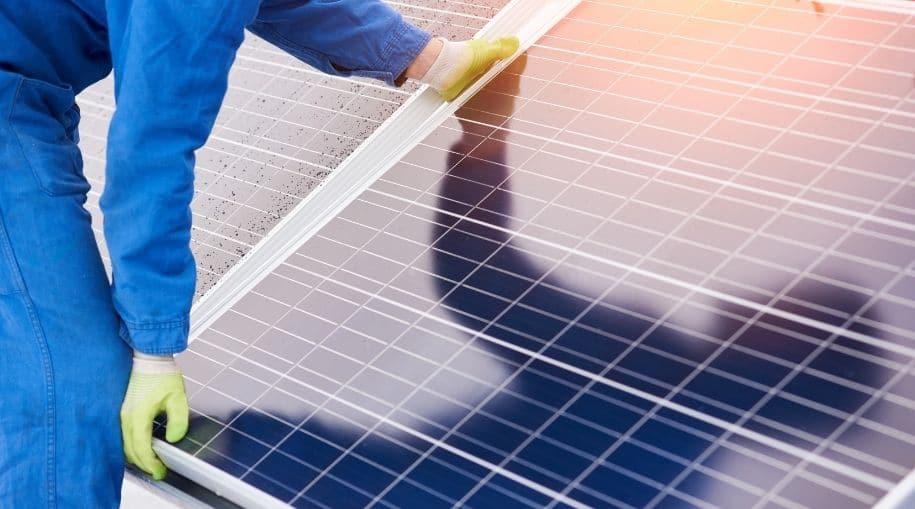Solar Panel To Run Refrigerator