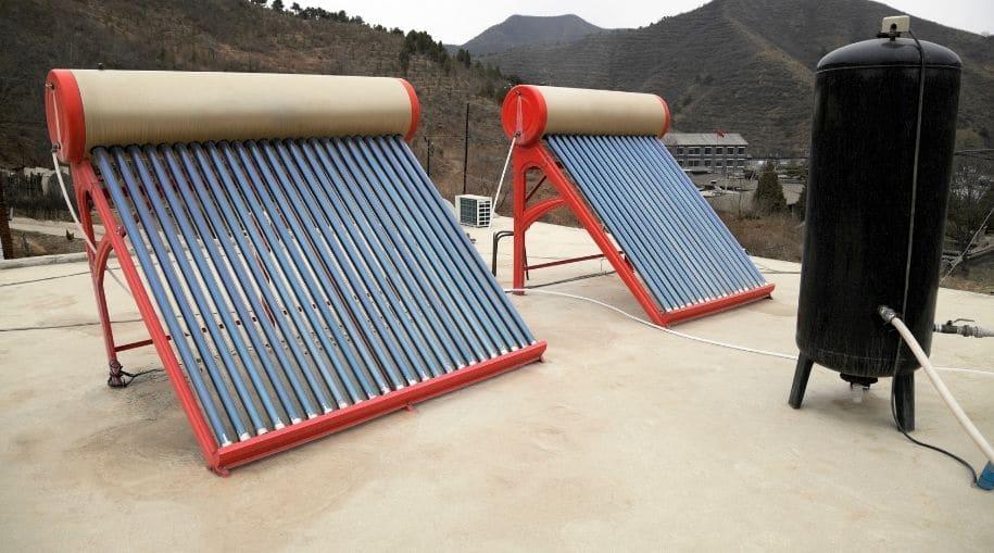 $3,000-$4,000 Solar Pool Heating Cost setup