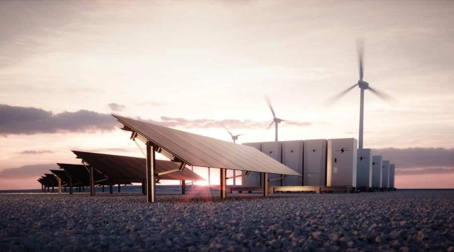 A renewable energy system that helps show Why Renewable Energy Is Important