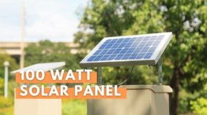 100 Watt Solar Panel - YourEnergyBlog.com