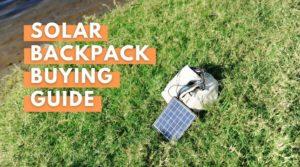Best Solar Backpacks Cover Image for Yourenergyblog.com